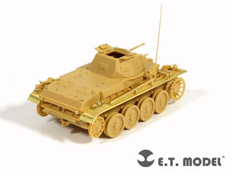 Recent releases from ET Models Ccc