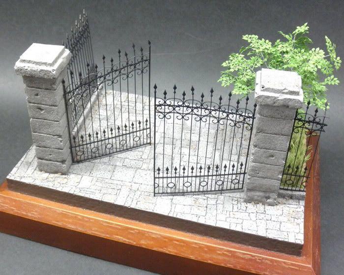 new Kamizikuri stuff Gate