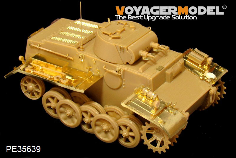 Voyagers latest releases. VoyagerMarchBroncoPzIFlatewsmokedischargers4_zps4f3aead1