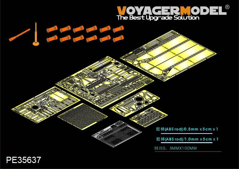 Voyagers latest releases. VoyagerMarchTrumpeterT64AModel81wsmokedischarger1_zps8e63fdeb