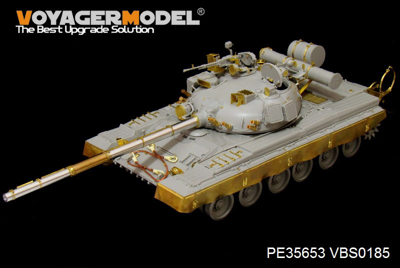 Voyagers latest releases. VoyagerMarchTrumpeterT80wsmokedischarger2_zpsd8188927