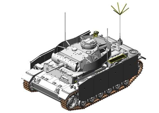 Dragon is set to release a new command tank PzBefWgIIIAusfJwSchurzen1_zps850ff914