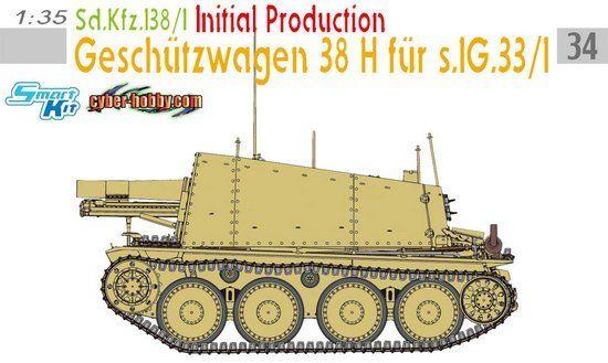 Dragons latest Geschutzwagen 38 L_CHC6270