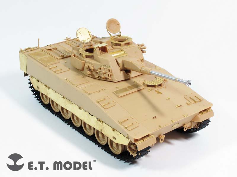 Recent releases from ET Models Z