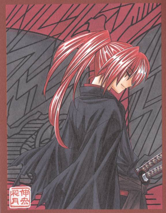 Fhica: Rick Hunter Thunder LargeAnimePaperscans_Rurouni-Kenshi