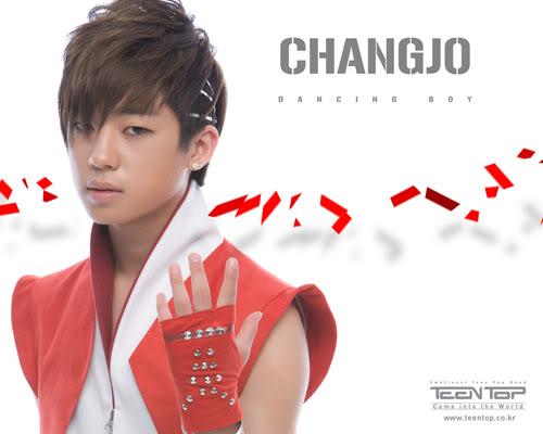 Teen Top (Biografia) Changjo