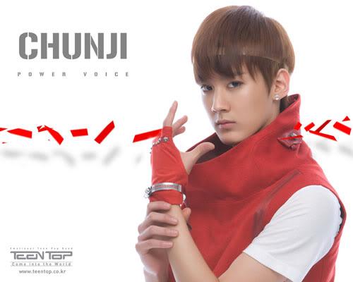 Teen Top (Biografia) Chunji