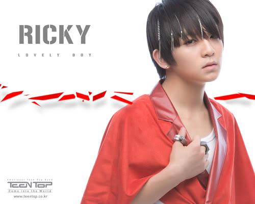 Teen Top (Biografia) Ricky