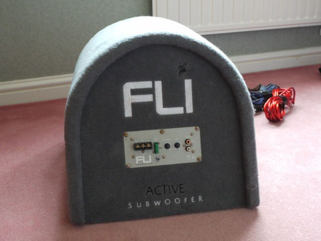 Fli Sub..... I didnt buy it, aquired it from a car i bought P1030546