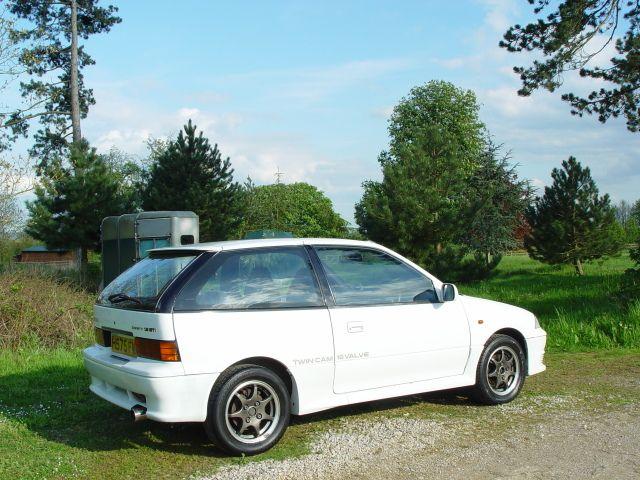 1990 Swift GTI MK2 Phase 1 FOR SALE DSC03346