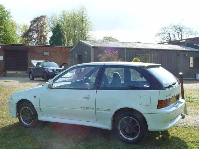 1990 Swift GTI MK2 Phase 1 FOR SALE DSC03347