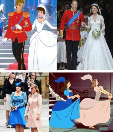 CONGRATULATIONS TO WILLS AND KATE Wedding