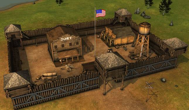 Forts are coming soon! FullFort