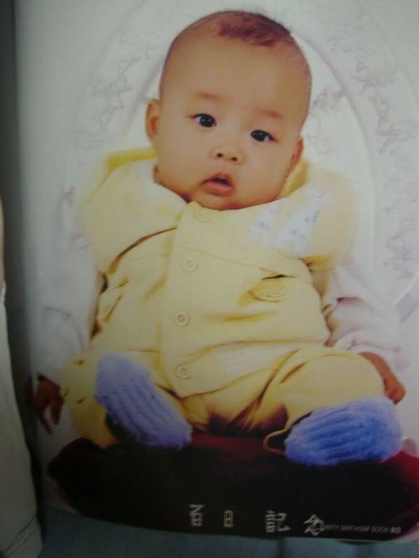 Qui est cet enfant ? Babymicky-syc002