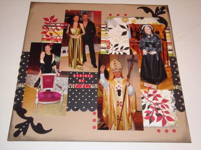 Mes dernières pages!!! Musée Mme Tussaud de Londre... DSC02606