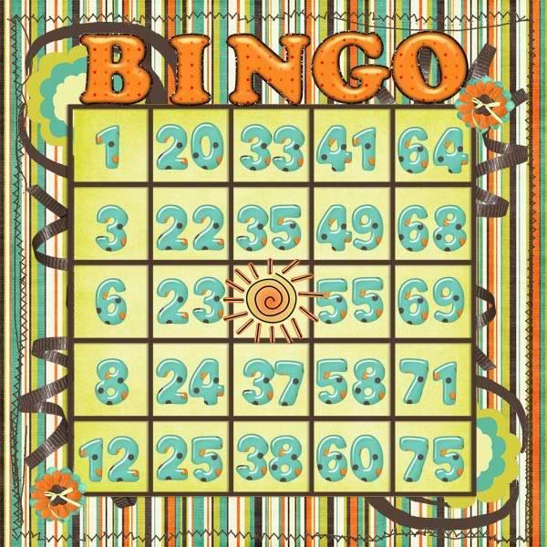 Come play BINGO! - July 11th - 10PM EST Bingo-Card