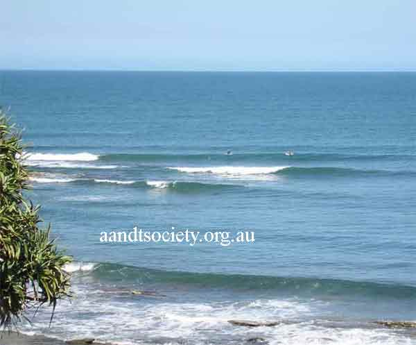 Caloundra to Dickies reef sites. Caloundra-boat-ramp-surf-_zps27606a26