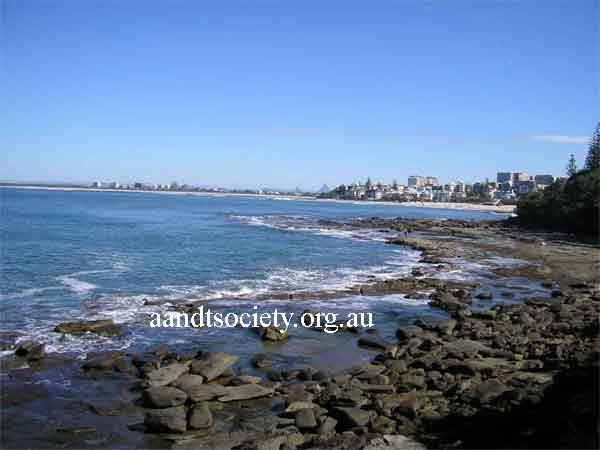 Caloundra to Dickies reef sites. Caloundra-point-_zps1c38431f