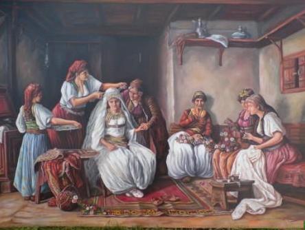 Paja Jovanovic - biografija i slike Kicenjeneveste