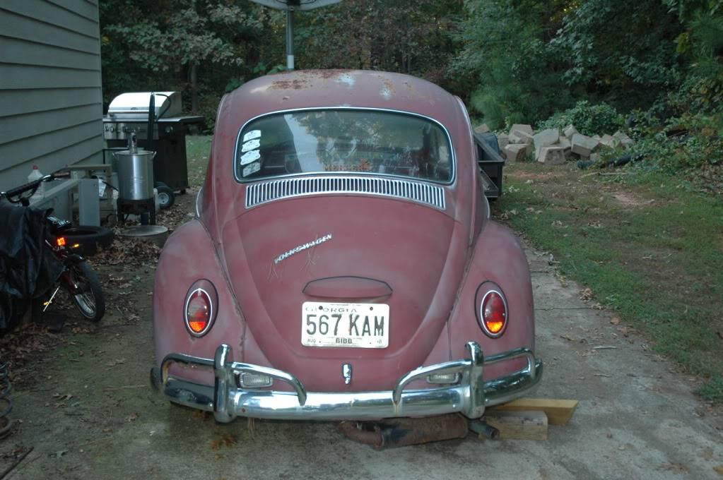 """Stillgruven Our """"new"""" 1967 Bug 67bug003"""