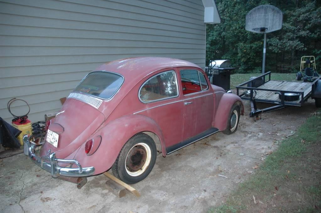 """Stillgruven Our """"new"""" 1967 Bug 67bug004"""