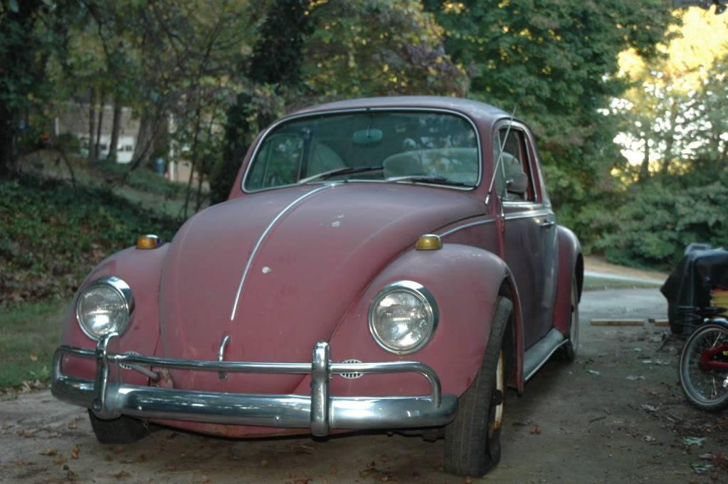 """Stillgruven Our """"new"""" 1967 Bug 67bug006"""