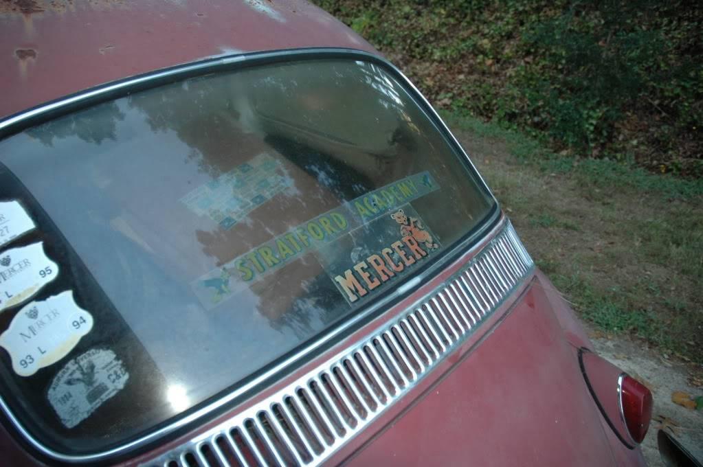 """Stillgruven Our """"new"""" 1967 Bug 67bug013"""