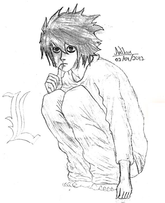 Meus desenhos =] L