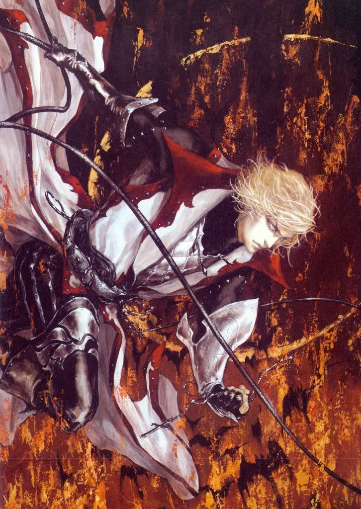 Giovanni Vanwolf Reloaded Castlevaniaguides25
