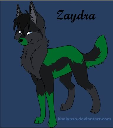 Khalypso~ (Wolf rp, somewhat Lit) -open- Zaydra