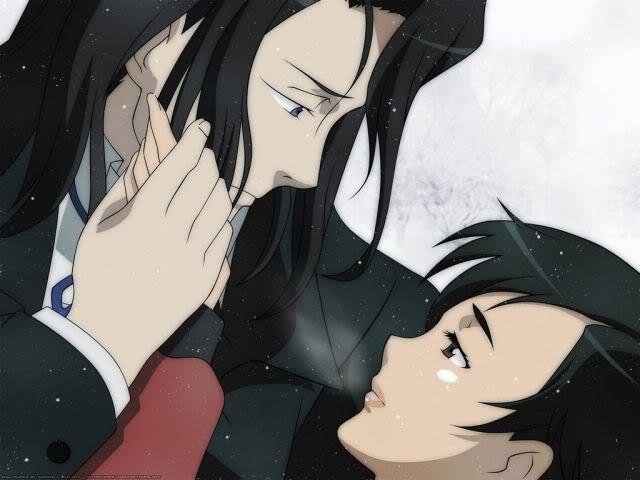 ¿Cuales son tus parejas favoritas de anime? BloodHajiSaya17
