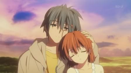 ¿Cuales son tus parejas favoritas de anime? Tomoya-and-Nagisa