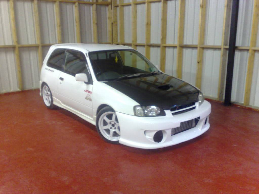 My Glanza V (very long and picture heavy) 29082007201
