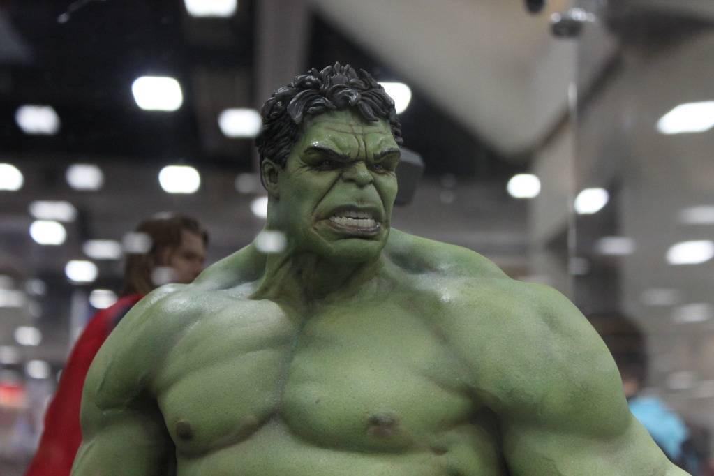 [Sideshow] Hulk Avengers Maquette Img2725j