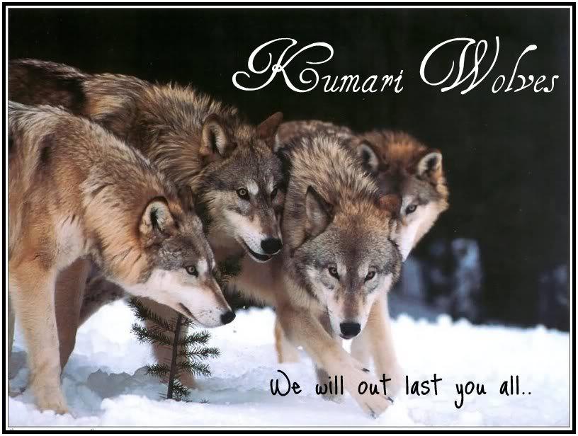 Kumari Wolves