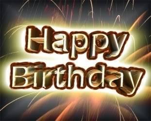 إلى ماريا Happy-birthday