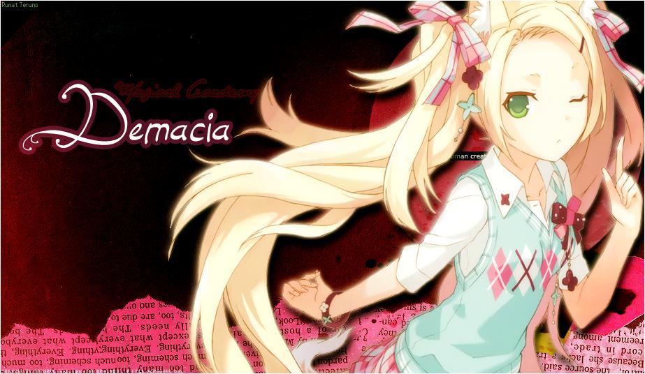 Magical Academy Demacia