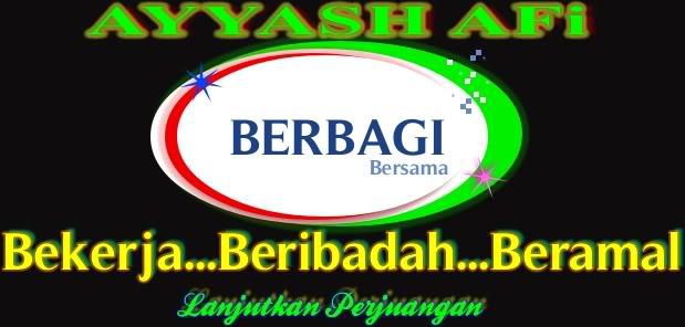 AYYASH BERBAGI BERSAMA