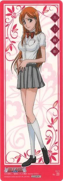 Orihime Inoue~ Bleach-GUMCards67