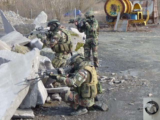 Commando RAPAS - Portail P1010132