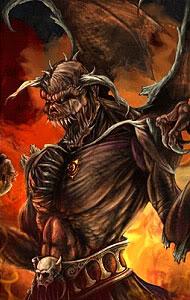 Demon ragnarok Darknessdemon