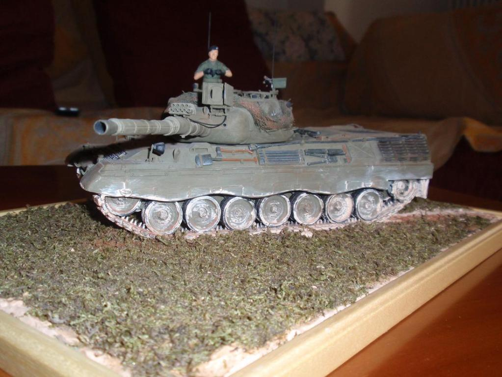 Leopard 1 A2 West German Army, Italery 1/35 P3252183_1