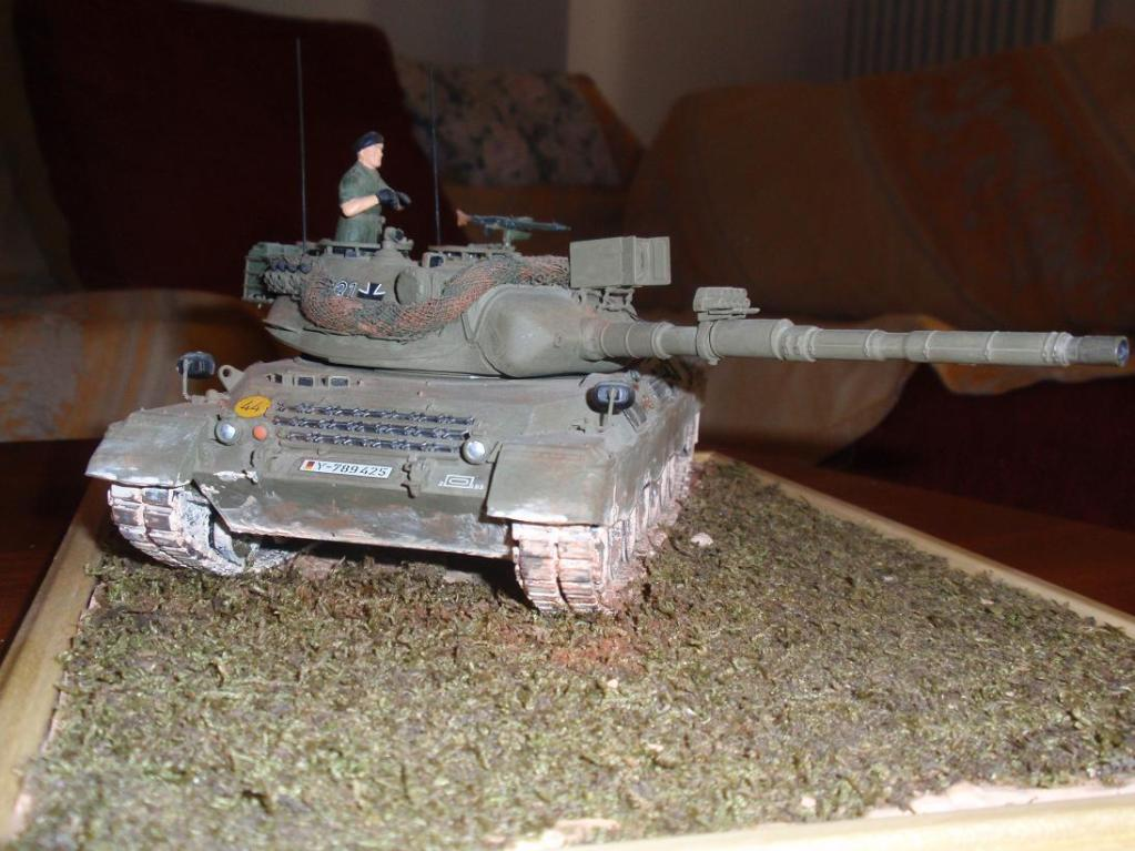 Leopard 1 A2 West German Army, Italery 1/35 P3252184_1