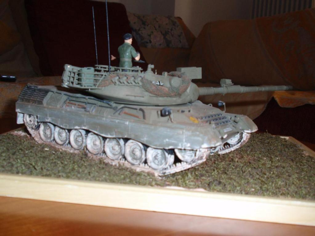 Leopard 1 A2 West German Army, Italery 1/35 P3252185_1