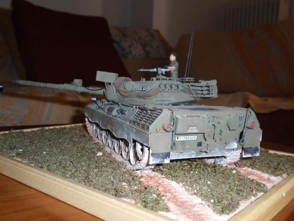 Leopard 1 A2 West German Army, Italery 1/35 P3252186_1