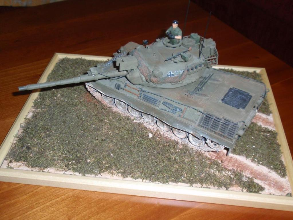 Leopard 1 A2 West German Army, Italery 1/35 P3252189_1