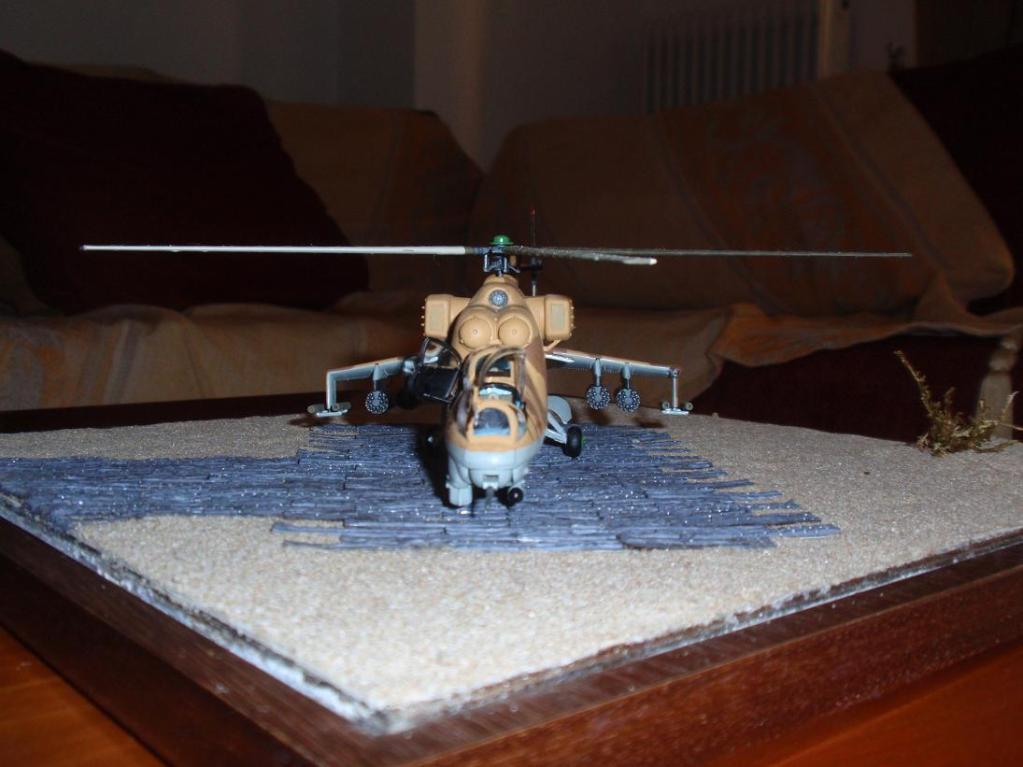 Mil Mi-24 Hind D, Afganistan war '80, Italery 1/72 P3252196_1