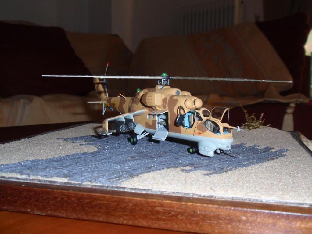 Mil Mi-24 Hind D, Afganistan war '80, Italery 1/72 P3252197_1