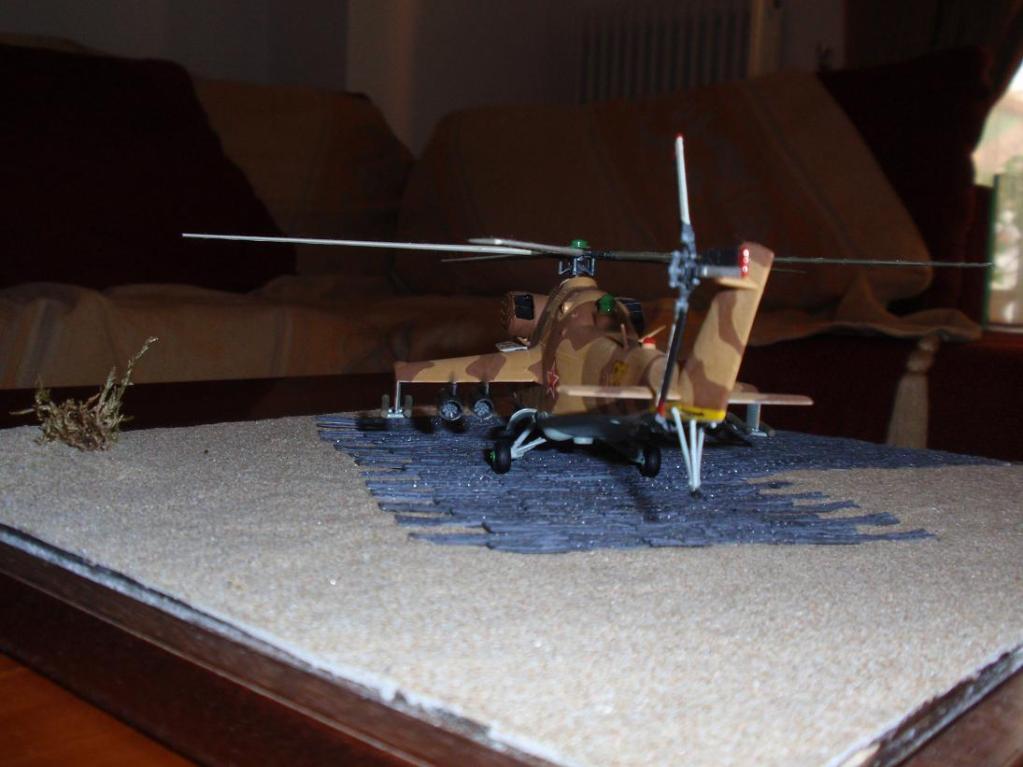 Mil Mi-24 Hind D, Afganistan war '80, Italery 1/72 P3252200_1