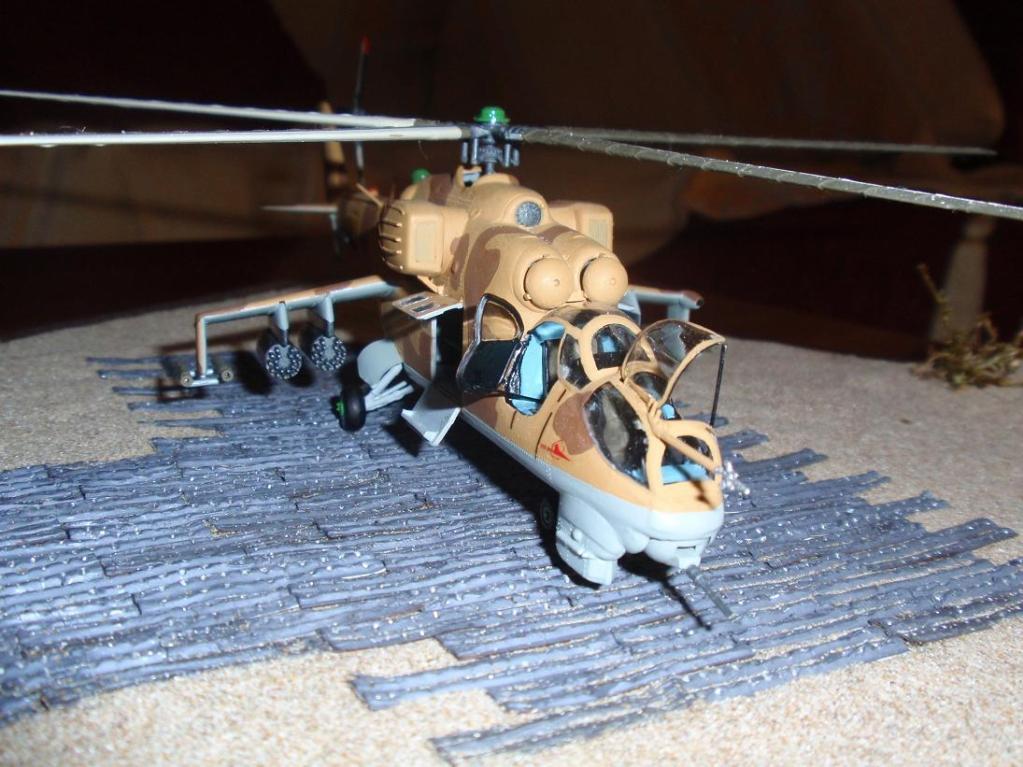 Mil Mi-24 Hind D, Afganistan war '80, Italery 1/72 P3252202_1
